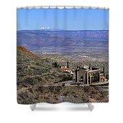 Jerome Arizona Shower Curtain