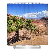 Moab Shower Curtain