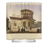 Pascal Xavier Coste Shower Curtain