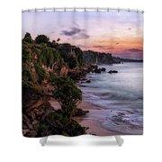 Tegal Wangi - Bali Shower Curtain