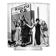 Wizard Of Oz, 1939 Shower Curtain