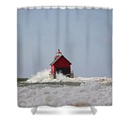 7054 Shower Curtain