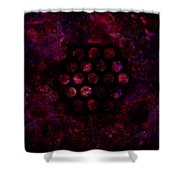 712 A Prophecy Shower Curtain