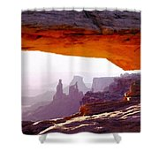 Landscape Pics Shower Curtain