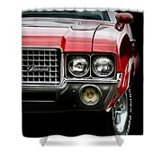 72 Olds Cutlass Shower Curtain