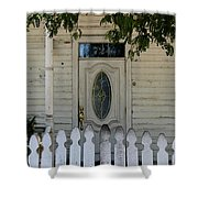 724 Key West Door Shower Curtain