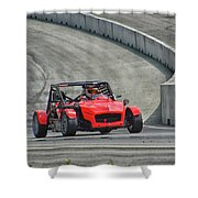 2014 Mazda Exocet Shower Curtain