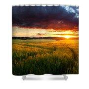 Landscape Pics Shower Curtain