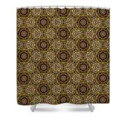 Arabesque 037 Shower Curtain
