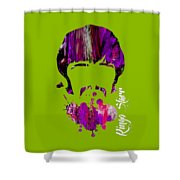 Ringo Starr Collection Shower Curtain