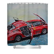 7931 Shower Curtain