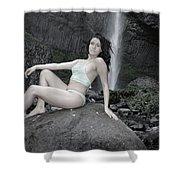Sierra Mccallister  Shower Curtain