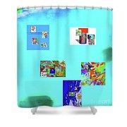 8-10-2015abcdefghi Shower Curtain
