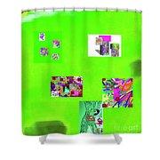 8-10-2015abcdefghijklmnopq Shower Curtain