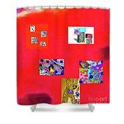 8-10-2015abcdefghijklmnopqrtuvwwxyzab Shower Curtain