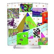 8-10-2015babcdefghijklmnopq Shower Curtain