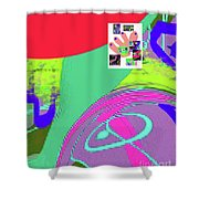 8-14-2015fabcde Shower Curtain