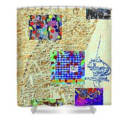 8-27-2015babcdefgh Shower Curtain
