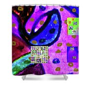 8-3-2015cabcdef Shower Curtain