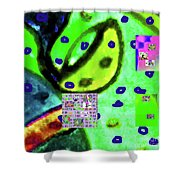 8-3-2015cabcdefghijklmnopqrtuv Shower Curtain