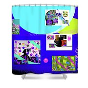 8-7-2015babc Shower Curtain