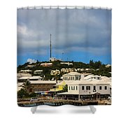 Bermuda Shower Curtain