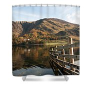Buttermere Shower Curtain