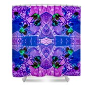Hawaiian Plant Series Shower Curtain