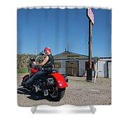 Hayden Shower Curtain