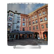 Innsbruck Austria Shower Curtain