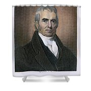 John Marshall (1755-1835) Shower Curtain by Granger