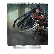 League Of Legends Shower Curtain
