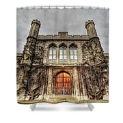 Lincoln England United Kingdom Uk Shower Curtain
