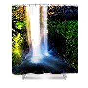 Salt Creek Falls Shower Curtain