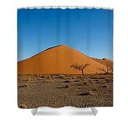 Sossusvlei Dunes Shower Curtain