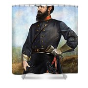 Stonewall Jackson Shower Curtain by Granger