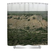 Texas Scenic Landscape Shower Curtain