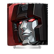 Transformers Shower Curtain