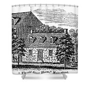 Washington: Headquarters, Shower Curtain