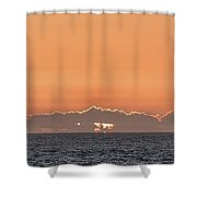 Wedding Rock At Patrick's Point State Park - California Shower Curtain