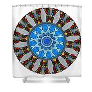 801-04-2015 Talisman Shower Curtain