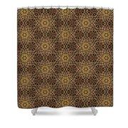 Arabesque 034 Shower Curtain