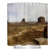 82 Shower Curtain