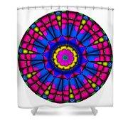 825-04-2015 Talisman Shower Curtain