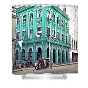 Havana, Cuba Shower Curtain