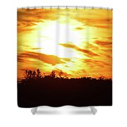 8.46.30 Pm June 13-2016  Shower Curtain