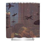9-11-20 Shower Curtain