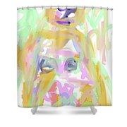 9-11-2057a Shower Curtain