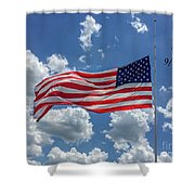 9-11 Shower Curtain