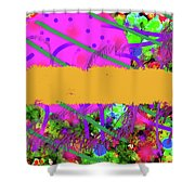 9-12-3057m Shower Curtain